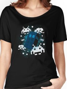Invaders of Space and Time Women's Relaxed Fit T-Shirt