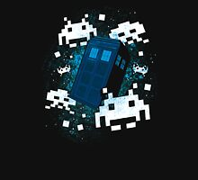 Invaders of Space and Time Unisex T-Shirt