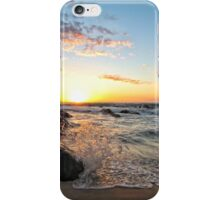 Janies Lane Beach - Forster - December 2014 iPhone Case/Skin