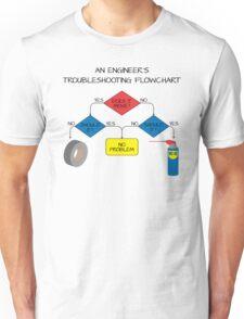 Engineering Flowchart T-Shirt