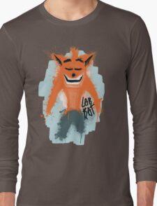 Lab Rat Crash Long Sleeve T-Shirt
