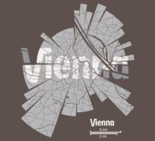 Vienna Map Kids Clothes