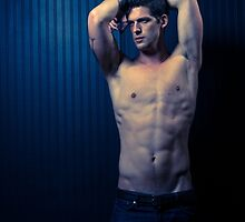 Model Adam Michael, April by EmeraldRaindrop