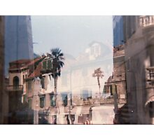 Croatia - lomography Photographic Print