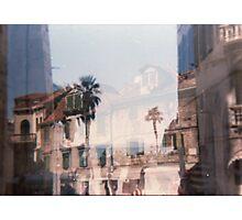 Croatia - lomography Photographic Print