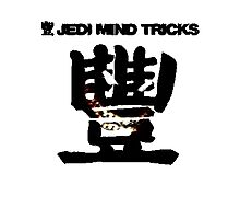 Jedi Mind Tricks Photographic Print