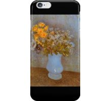 'Lilacs' by Vincent Van Gogh (Reproduction) iPhone Case/Skin