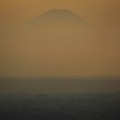 Fuji in the Distance by Matt  Streatfeild