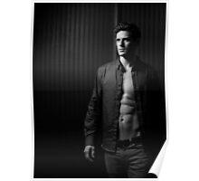 Model Adam Michael, December Poster