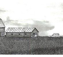Maritime Farm Cape Breton Nova Scotia - www.jbjon.com by Jonathan Baldock