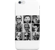 Universal Warhol Black&White iPhone Case/Skin