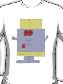 USB Boy T-Shirt