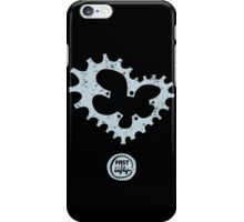 Chainring Heart iPhone Case/Skin