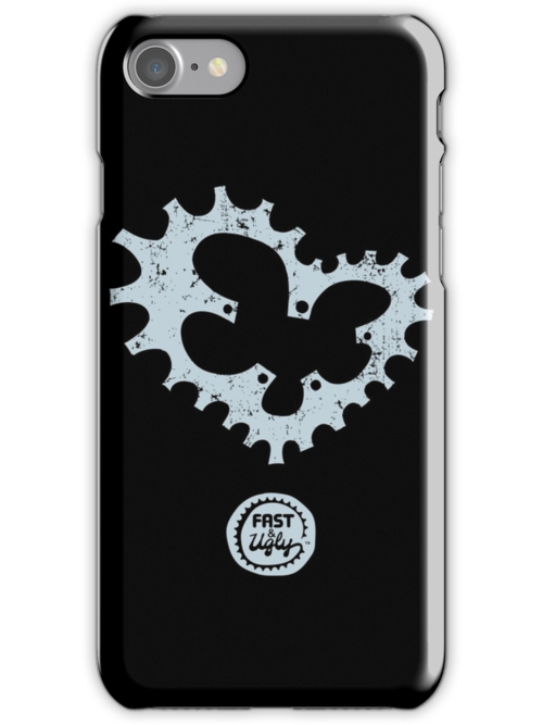 Chainring Heart by fastandugly