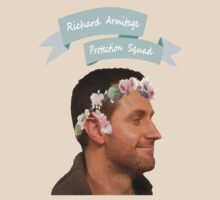 Richard Armitage Protection Squad! by come-along-pond