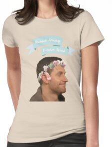 Richard Armitage Protection Squad! Womens Fitted T-Shirt