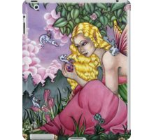 The birth of magic iPad Case/Skin