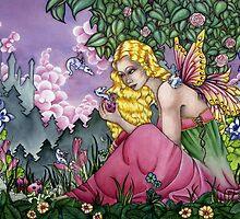 The birth of magic by Sebastiaan Brakenhoff