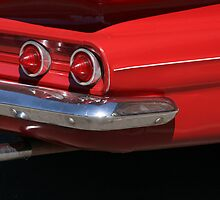 cherry red chevy by cindylu