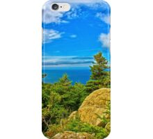 Cape Breton Highlands National Park, Nova Scotia, Canada - www.jbjon.com iPhone Case/Skin