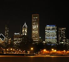 Chicago Skyscapers by Kay-Trickpie