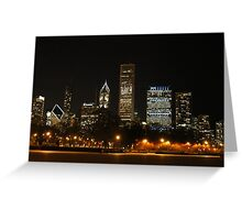 Chicago Skyscapers Greeting Card