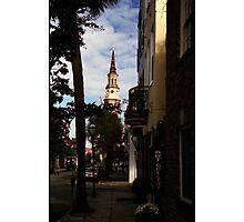 Church Street View, Charleston, SC Photographic Print