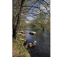 Little River II Photographic Print