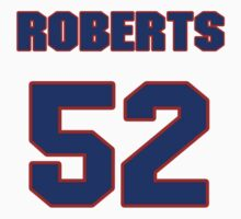 National baseball player Dave Roberts jersey 52 by imsport