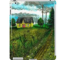 The Yellow Farmhouse - www.jbjon.com iPad Case/Skin