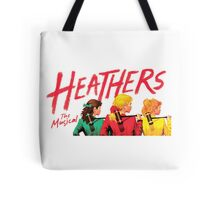 Heathers: The Musical Tote Bag