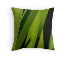 Grass #2 Throw Pillow