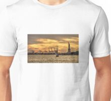 Sailing to Liberty Unisex T-Shirt