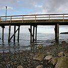 Whiterock Pier by PRboy