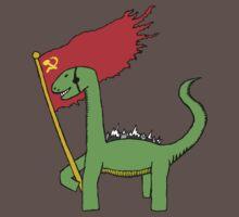 Working Class Dino by dialon25