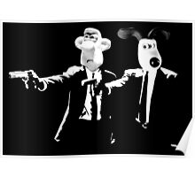 Wallace&Gromit Poster