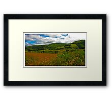 Margaree Valley, Nova Scotia, Canada - www.jbjon Framed Print