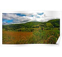 Margaree Valley, Nova Scotia, Canada - www.jbjon Poster