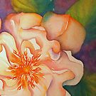 rambling rose 'for the love of flowers' © 2007 patricia vannucci  by PERUGINA