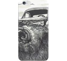 Abandoned Car - www.jbjon.com iPhone Case/Skin