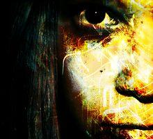 Digital Face (Boxed) by silveraya