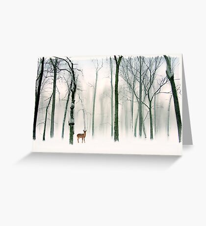 Forest Friend Greeting Card