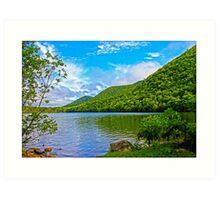 Lake O'Law Provincial Park - www.jbjon.com Art Print