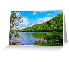 Lake O'Law Provincial Park - www.jbjon.com Greeting Card