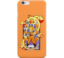 Legend of the Dragonballs iPhone Case/Skin