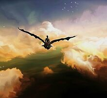 HTTYD 2 - Concept Art by kassisantos