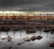 Tynemouth Pool by Paul Alsop