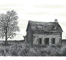 Abandoned Ontario Farmhouse - www.jbjon.com by Jonathan Baldock