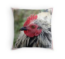 Poultry Throw Pillow