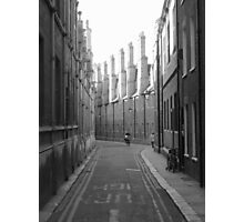 Old Cambridge?....... Photographic Print